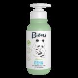 Bioni Пена детская для купания перед сном 250мл