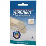 Veroplast бактерицидный незаметный 250* № 8 шт