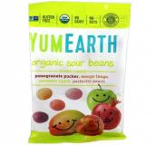YumEarth жевательные конфеты с кислинкой 50 гр №1027EU