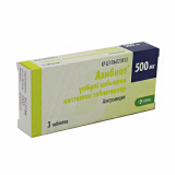 Азибиот 500 мг № 3 табл п/плён оболоч