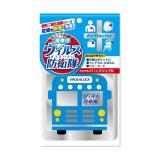 AirDoctor блокатор вирусов портативный Bus Pattern Blue для мальчиков