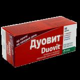 Дуовит № 40 драже