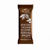 Bio Elite фруктово-ореховый батончик финик-шоколад BE OK (комикс)  30 гр