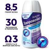 ПЕДИАШУР ЗДОРОВЕЙКА ВКУС ВАНИЛЬ 200МЛ