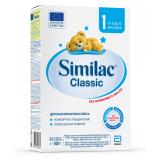 Similac молочная смесь классик 1 300 г