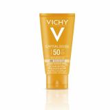 Vichy крем солнцезащитный для сухой кожи лица SPF 50