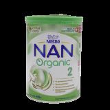 Nestle смесь Nan 2 Organic молочная для детей с 6 месяцев 400 г