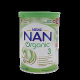 Nestle молочко Nan Organic 3 для детей с 12 месяцев 400 г