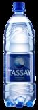 Tassay вода газированная пэт 1 л