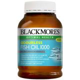 Blackmores рыбий жир1000 Омега-3 (Омега масла) №100