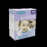 LANSINOH Пакеты для заморозки и хранения грудного молока, 50 шт