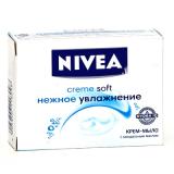 """Nivea Крем-мыло """"Нежное увлажнение"""" 100гр"""