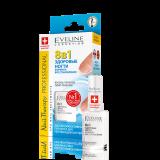 Eveline Nail Therapy Professional  8в1 - концентрированная сыворотка для ресниц   10 мл