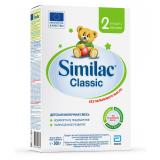Similac молочная смесь Классик 2 300 г