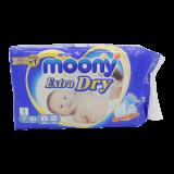 Moony подгузники Extra Dray NB  66 шт