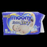 Moony подгузники Extra Dray S  60 шт