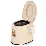 Биотуалет - 2 Мобильный туалет многофункциональный пластиковый 40в/50д/42ш см