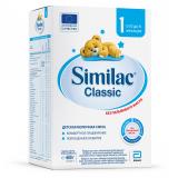 Similac молочная смесь Классик 1 600 г