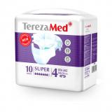 TerezaMed Подгузники для взрослых Super Extra Large (№4) уп.10