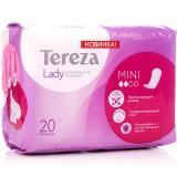 TerezaLady прокладки Mini урологические для женщин № 20 шт