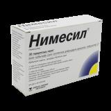 Нимесил 2 гр № 30 пакетики