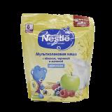 Nestle каша мультизлаковая с яблоком, черникой и малиной молочная детская 220 гр