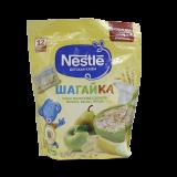Nestle каша Шагайка 5 злаков яблоко, банан, груша молочная детская 200 гр