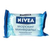 "Nivea Мыло-уход ""Морские минералы"" 90гр"
