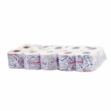 Карина бумага Белоснежка туалетная двухслойная № 10 шт
