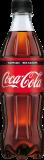 Coca-Cola без сахара пэт 500 мл
