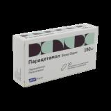 Парацетамол Вива Фарм 150 мг № 10 суппозит. ректал.