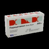 Парацетамол Вива Фарм 300 мг № 10 суппозит. ректал.