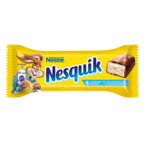 Nestle батончик Nesquik молочная 28 г