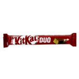 Nestle шоколад KitKat Duo с хрустящей вафлей 58 г