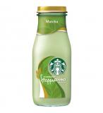Starbucs кофейный напиток Frappucino Matcha молочный 250 мл