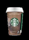 Starbucs кофейный напиток Cappuccino молочный 220 мл