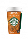 Starbucs кофейный напиток Caramel Macchiato молочный 220 мл