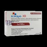 Ксигдуо™ XR  5 мг/1000 мг № 28 табл п/плён оболоч