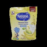 Nestle каша овсяная с грушей и бананом молочная детская 220 гр