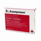 В12 Анкерманн 1 мг № 50 табл
