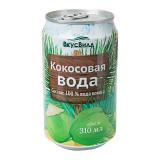ВкусВилл кокосовая вода 300 мл