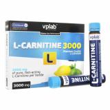 VPLab L-Carnitine 3000 мг 7 ампул х 25 мл цитрус