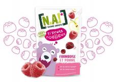 NA! Ti Fruits малиновый перекус 35 г NS00934