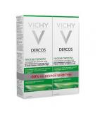 Vichy DERCOS набор дуо против жирной перхоти 200 мл