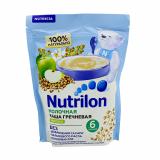 Nutrilon каша молочная гречневая яблоко для детей с 6 месяцев 200 г