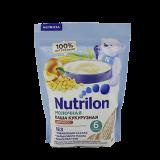 Nutrilon каша молочная кукурузная абрикос для детей с 6 месяцев 200 г