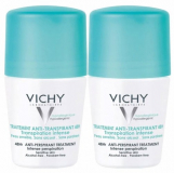 Vichy дуопак дезодорант для чувствительной кожи 48ч 50 мл