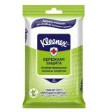 KIeenex  салфетки влажные антибактериальные 80 № 10 шт