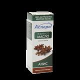 АСПЕРА Масло эфирное Анис для лица и тела женские 10 мл