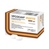 Урсосан форте 500 мг № 30 табл